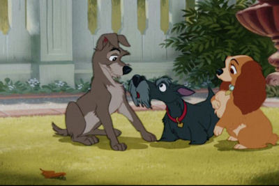 """What is the missing lyrics: All the world is __________, all the world is kind and joyful...""""from Lady & the Tramp."""