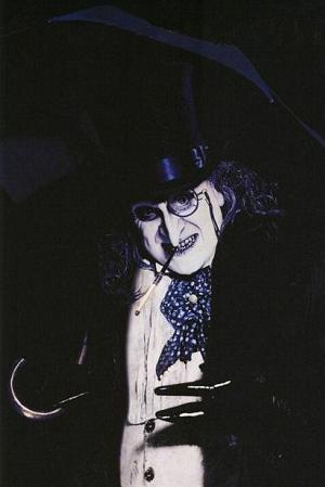 Who played the Penguin in Batman Returns?