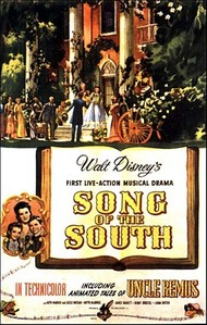 """What state does """"Song of the South"""" take place at?"""