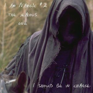 How many Nazgul are there?