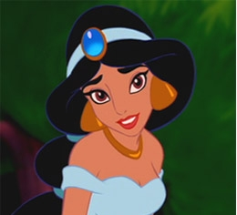 Which two princesses have one of their co-stars do cameos in Jasmine's debut film?