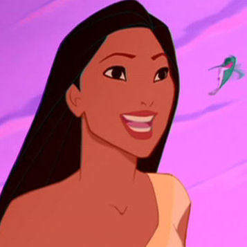 Which song was in the original movie of Pocahontas but got cut out and later added in one of the DVD versions?