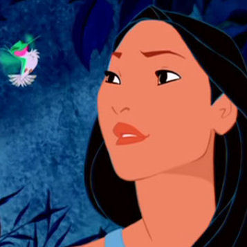 Who is the singing voice of Pocahontas?