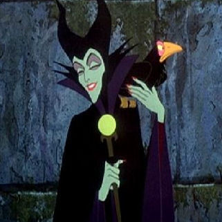 When Maleficent goes down to visit Prince Phillip in the dungeons, how many years does she say would pass before he could get out?