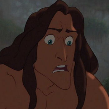Which continent was Tarzan set in?