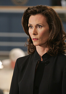 As of the end of Season 2, to what country is Ambassador Elizabeth Prentiss (Emily's Mother) assigned?