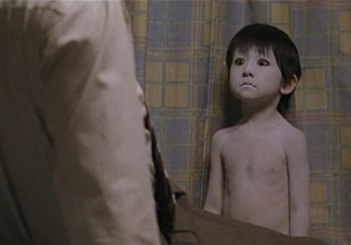 Children of horror:What is Kayoko/the grudges son's name?