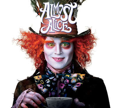 "ATL recently recorded the song ""Painting Flowers"" for Alice in Wonderland's soundtrack ""Almost Alice."" What number on the album is Painting Flowers?"