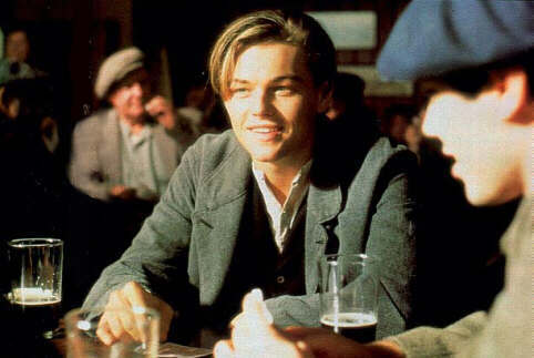 Character: Jack Dawson Actor:?