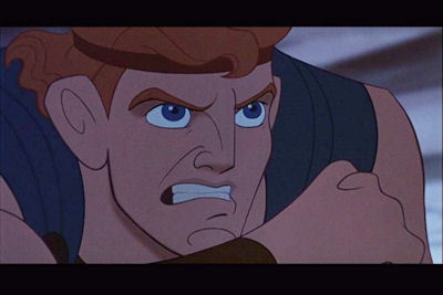 Whenever Hercules cuts one of the Hydra's heads off, how many grow back?