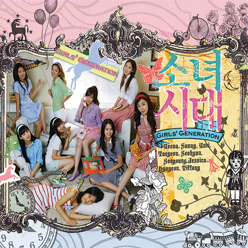 what 年 snsd first debut???