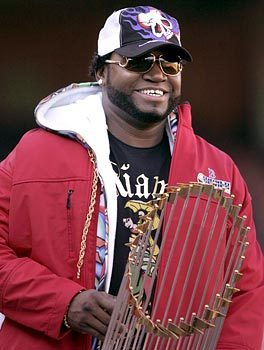 Which award(s) did Big Papi win?