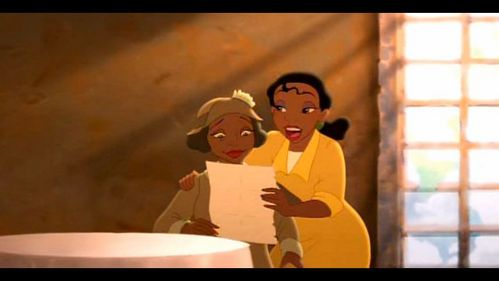 """Tiana, """"Ain't got time for _________ around."""""""