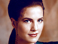 Jadzia Dax was married to which fellow officer?