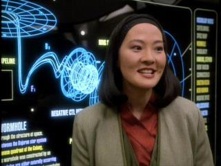 Chief O'Brien's wife,Keiko, is the DS9 station's schoolteacher,but what is her trained profession?