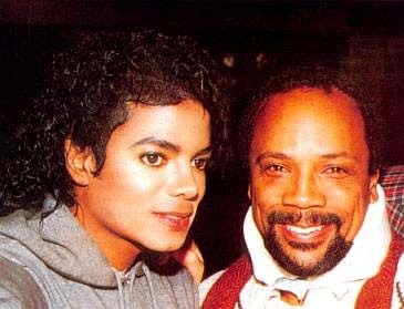 who is in this foto with Michael?