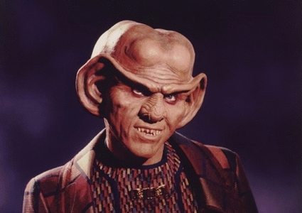Quark was secretly in love with ________