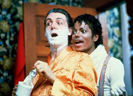 "The ""Say, Say, Say"" short film was released in..."
