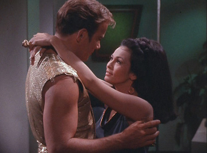 What is the name of Mirror Kirk's lady friend?