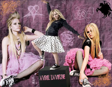 If Avril wasn't a singer she'd be a: