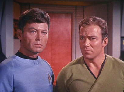 """Complete the quote: """"Tell Doctor McCoy ______ """""""