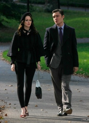 Which Episoode? Blair: What? Chuck: Just once, that's all I ask.