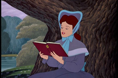 Who is the voice of Alice's sister ?