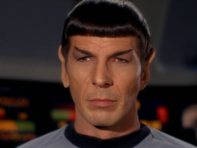 "How high did Mr Spock rank in Channel 4's ""100 Greatest TV Characters of All Time"" list?"