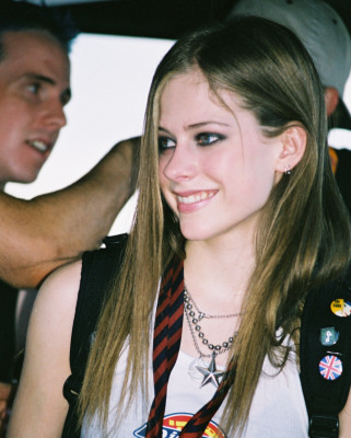 Who is Avril's favourite actress??
