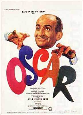 "In ""Oscar"" he played ?"