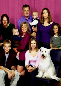 Which of their children on the show, in real life was diagnosed with Hodgkin's Disease while on the show in 2002?