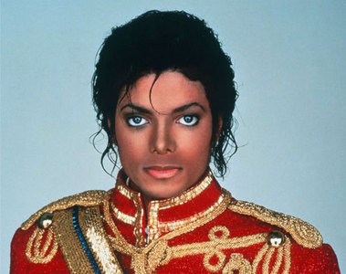 "Complete this Michael's quote : ""____________ is gorgeous, beautiful, and she still is today, I'm crazy about her."""