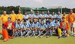 How many medals has the Indian men's field hockey team won TOGETHER in the OLYMPICS and the WORLD CUP