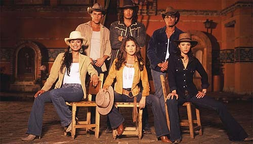 Telenovela 'Pasion de Gavilanes' is rimake of...
