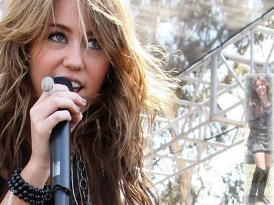 Where is Miley gonna be in 29, May 2010?