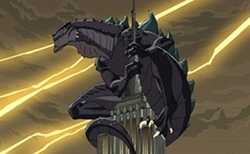 What mix is American Godzilla?