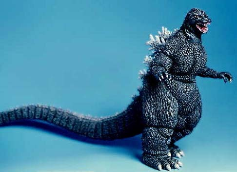 What was the reason why they put American Godzilla (Zilla)in Final Wars. (Think of Japan)