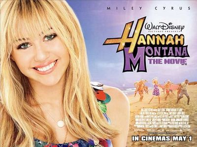 In the Movie,did Miley choose to be
