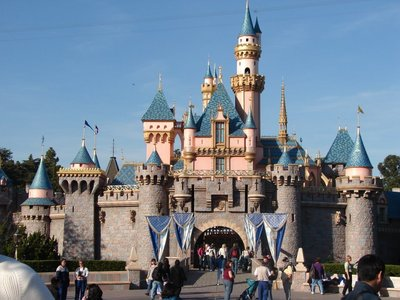 Why is Sleeping Beauty Castle significantly smaller than any other Magic Kingdom Castle?