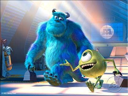 When did Sulley meet Mike?