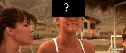 What colour is Bridget's caps?