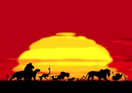 Of the 4 Oscars that the Lion King was nominated for, how many did it win?