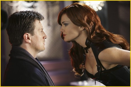 What is Castle's S&M safeword?