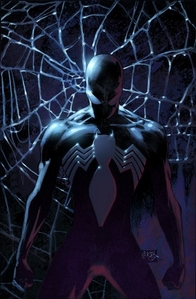 who is this weilding the venom suit?