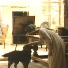 In which Jane Austen movie does this dog appear ?