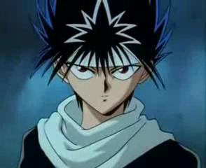 What dose Hiei name in Romanji mean?