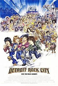 Detroit Rock City (film) released in 1999 stars which famous actor of Terminator fame?