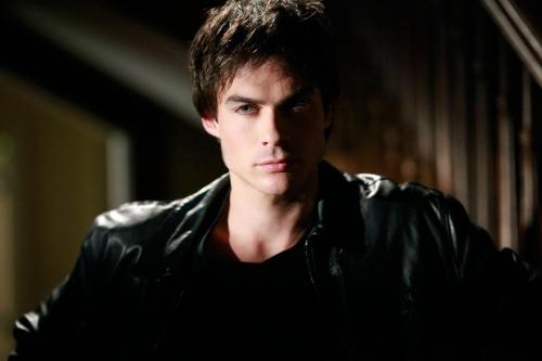 """Which episode? Damon:""""I hope Elena dies."""""""