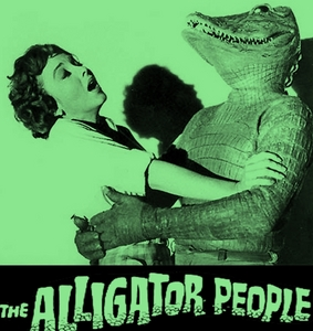 THE ALLIGATOR PEOPLE: How many people has Paul (The Creature) killed?