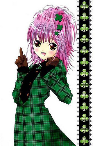 What is the name the shugo chara party song #1?